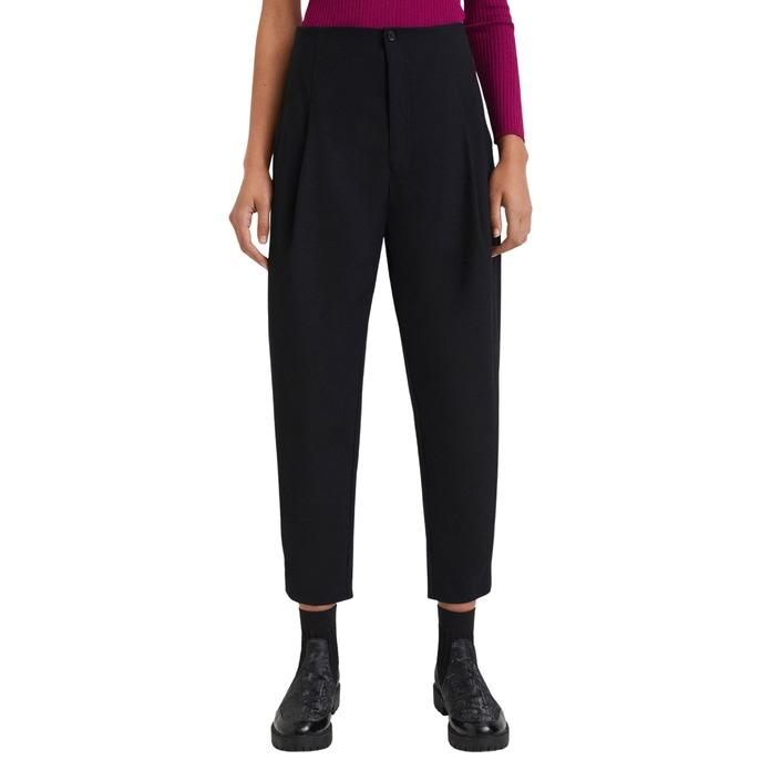 Desigual Women's Trouser Black 319981 - black XS
