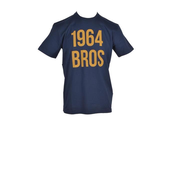 Dsquared - Dsquared Men T-Shirt - blue S