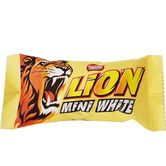 Lion White Mini - 20% rabatt