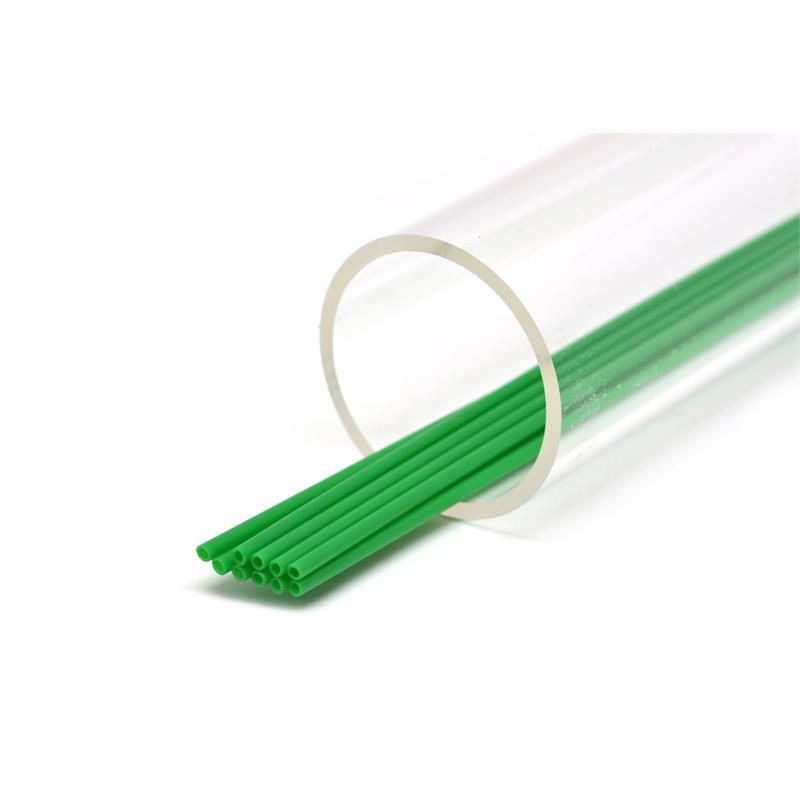 FF Tube 3mm Soft - Green/Milky FutureFly