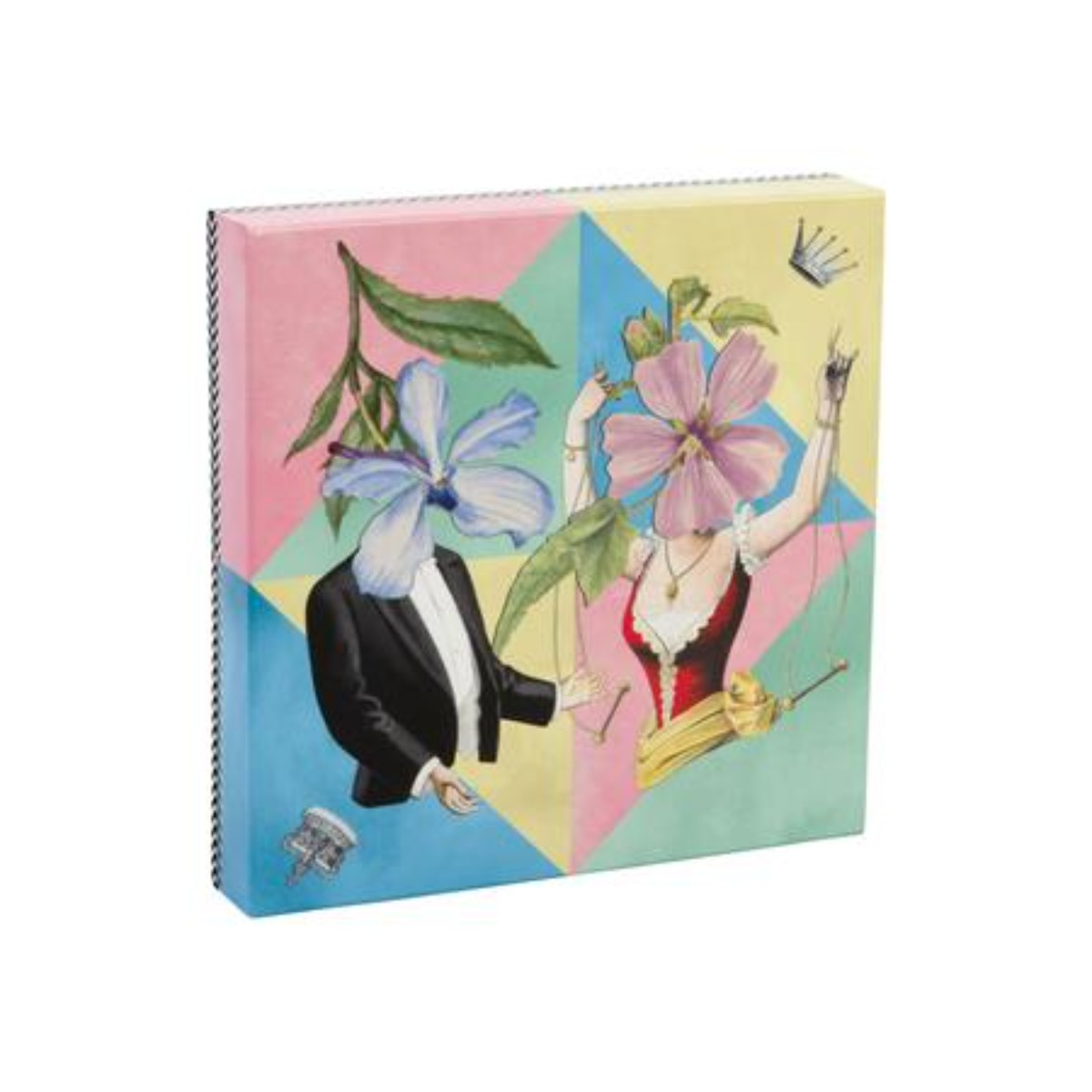 Christian Lacroix I Let's Play Double Sided 250 Piece Puzzle