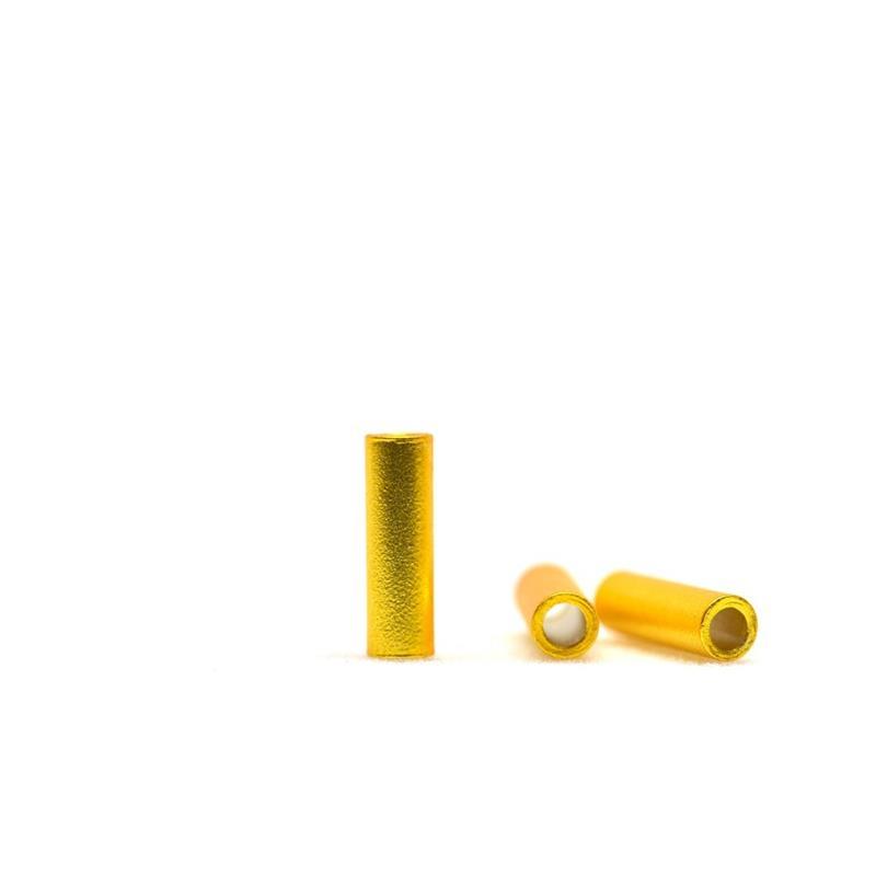 FF US Tube - Mat Metallic Yellow 10 mm FutureFly