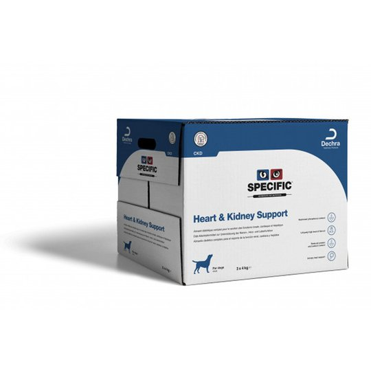 Specific™ Heart & Kidney Support CKD (12 kg)