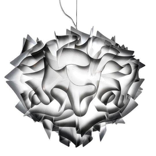 Slamp Veli -design-riippuvalo, 60 cm, antrasiitti