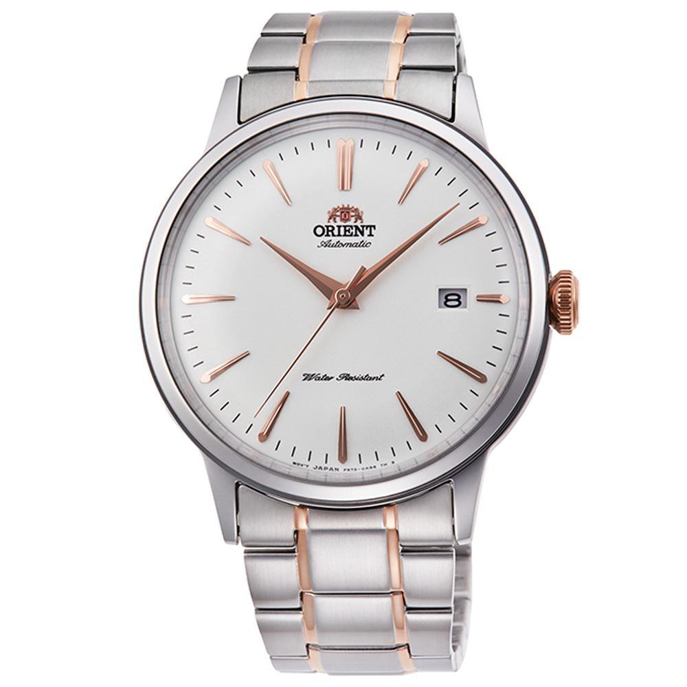 Orient Men's Watch Silver RA-AC0004S10B