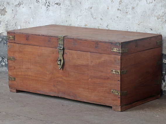 Wooden Chest Large