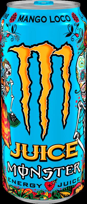 Monster Juice Mango Loco 50cl