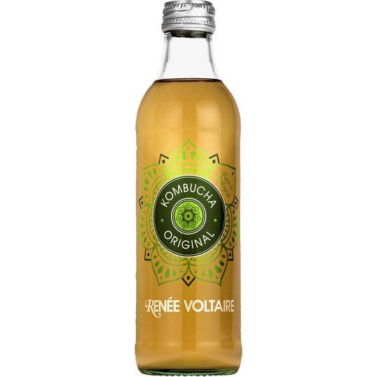 "Luomu Kombucha ""Green Tea"" 375ml - 33% alennus"
