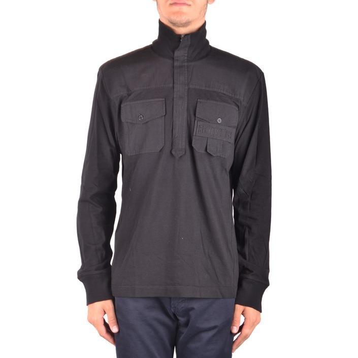 Bikkembergs Men's Sweater Black 163783 - black XL