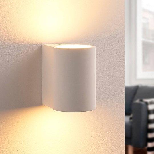 Jannes – LED-seinävalaisin kipsiä