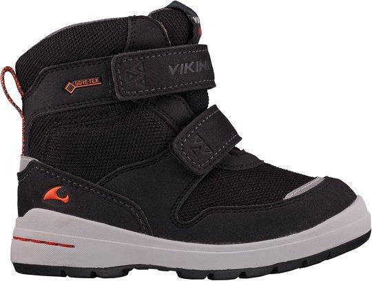 Viking Tokke GTX Vintersko, Black, 21