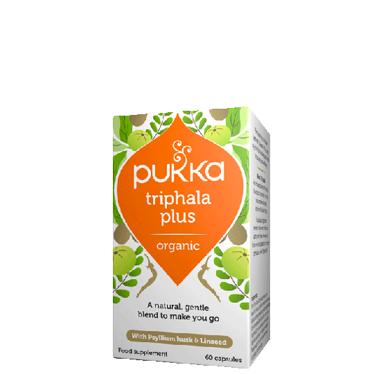Triphala Plus, 60 tabletter