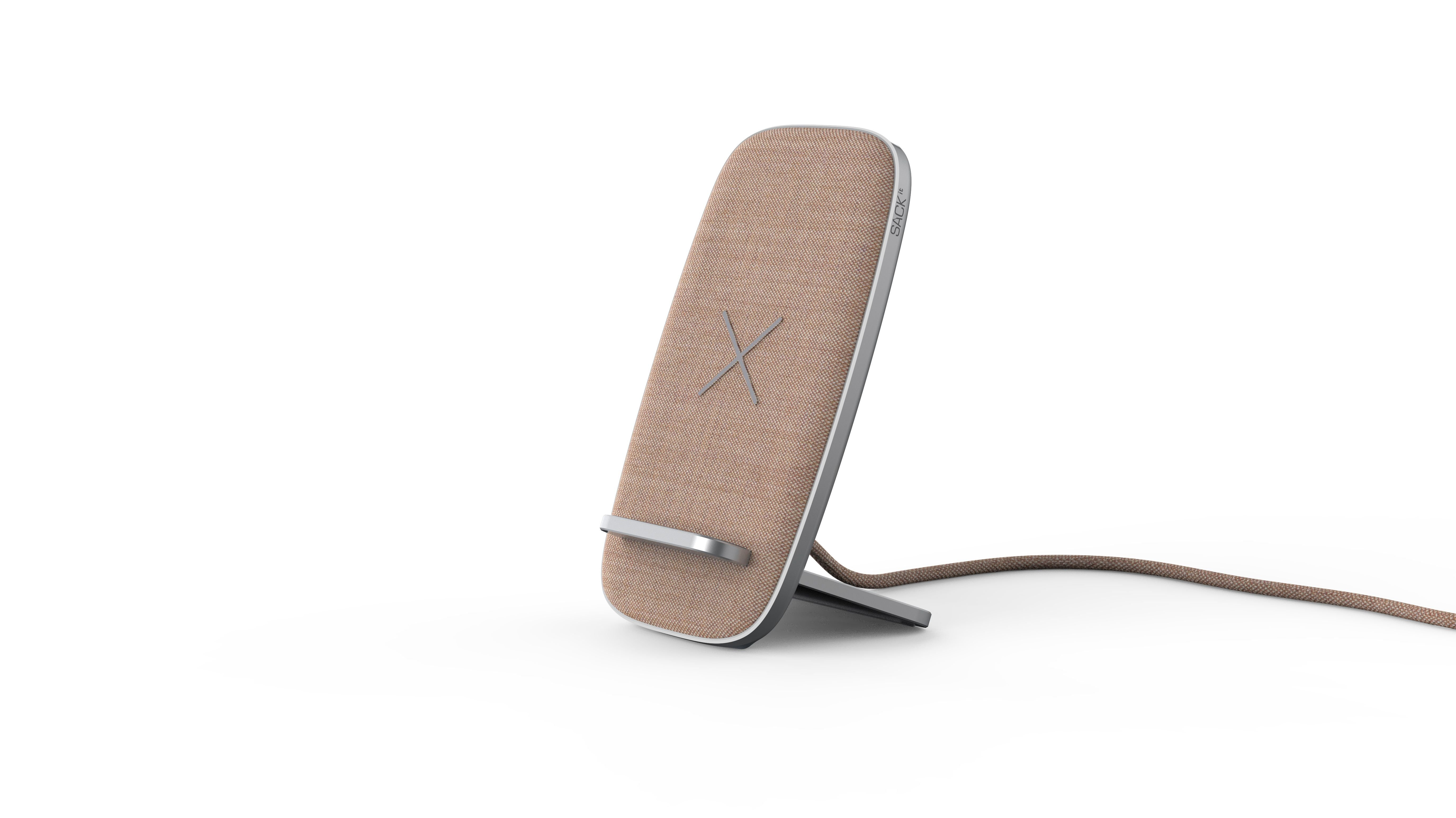 SACKit - CHARGEit Stand Dock Rose