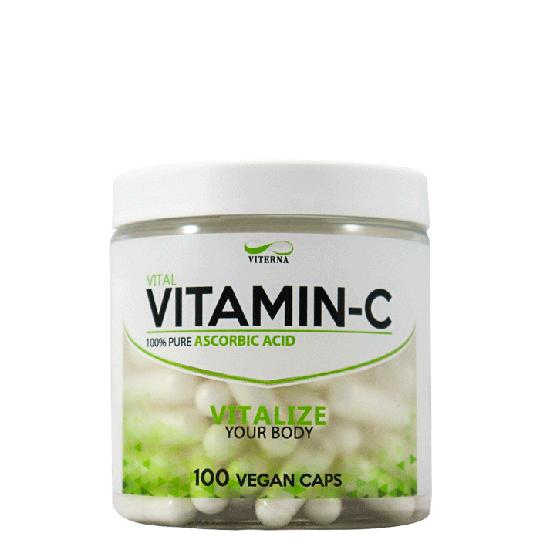 Vitamin C, 100 caps