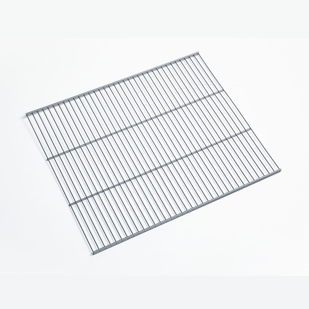 Pelly System Trådhylle, dybde 464 mm Sølv, 550