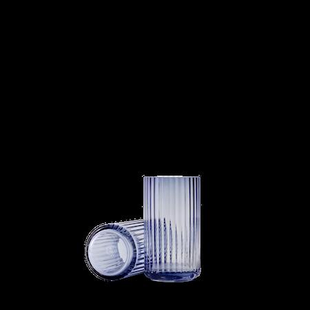 Vase Munnblåst Glass Midnight Blue 15cm