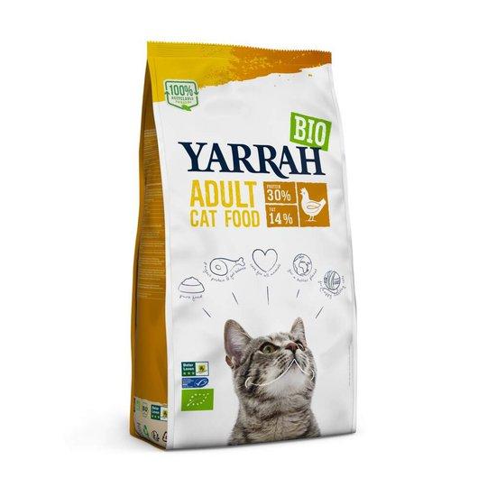 Yarrah Organic Cat Adult Chicken (10 kg)