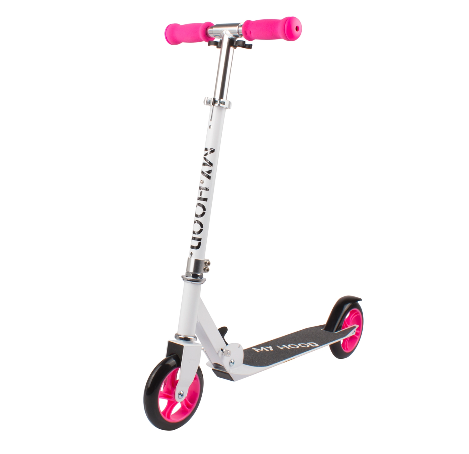 My Hood - Scooter 145 White/Pink (505160)