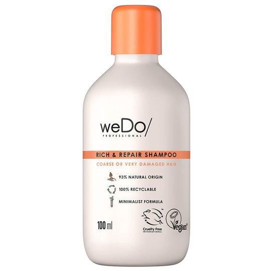 Professional Rich & Repair, 100 ml weDo Shampoo