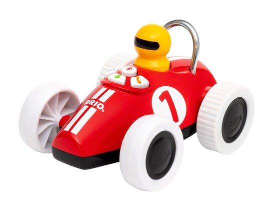 BRIO 30234 Lek og lær racerbil