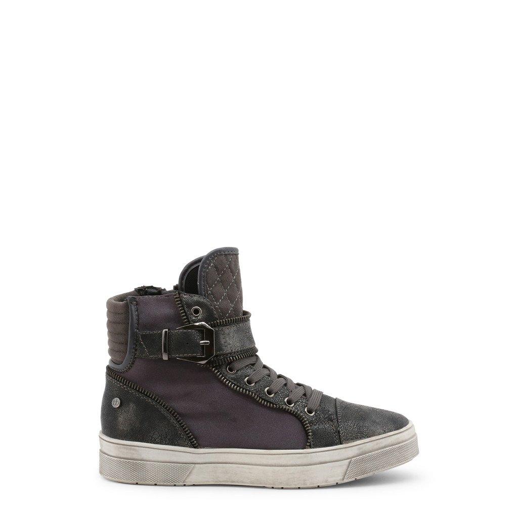 Roccobarocco Women's Sneakers Grey 343406 - grey EU 37
