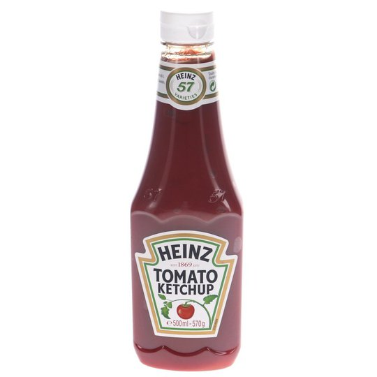 Ketchup original - 32% rabatt