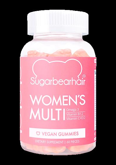 SugarBearHair - Women's Multi Vitamins 60 Pcs