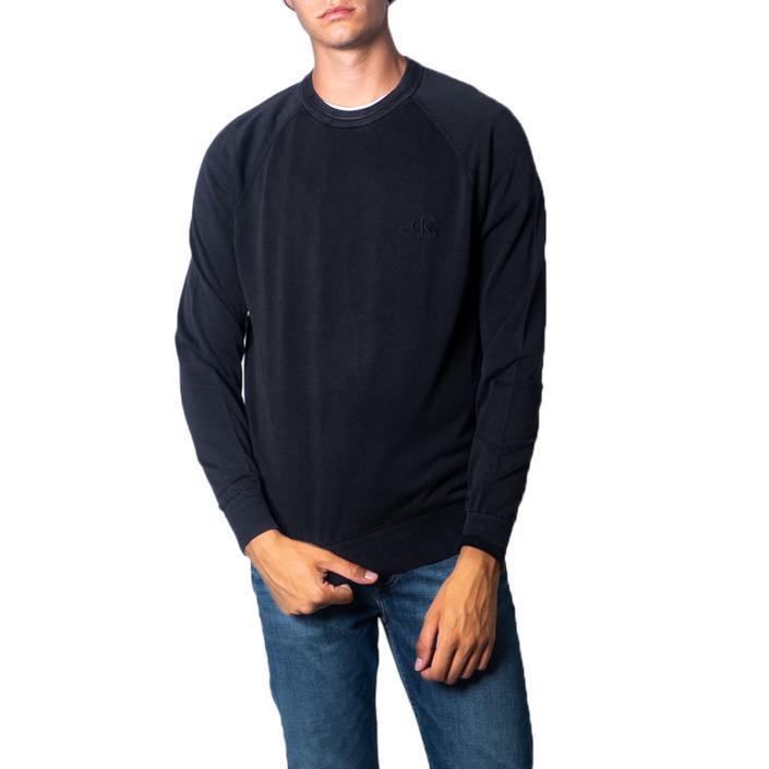 Calvin Klein Men's Sweatshirt Black 175721 - black XS