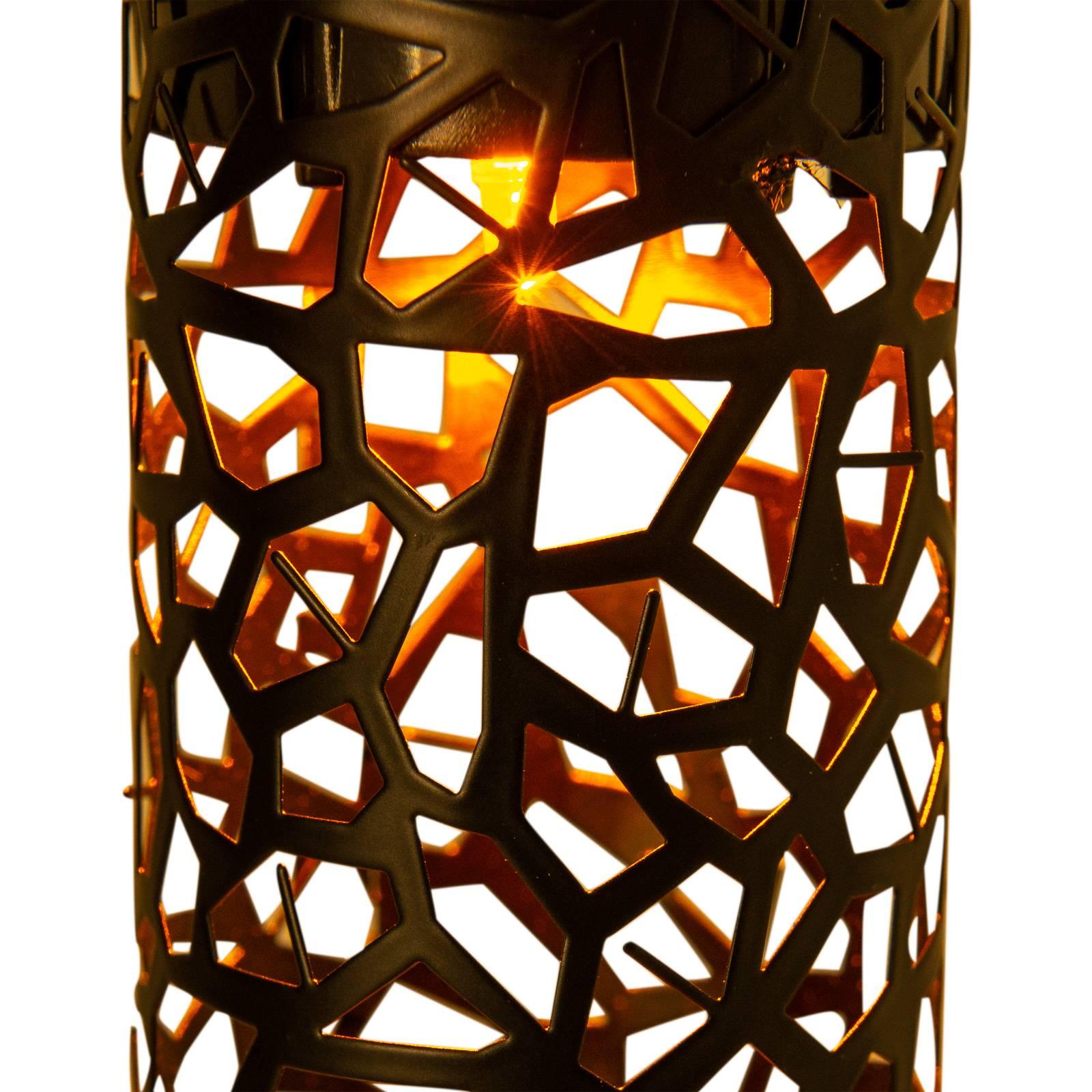 Aurinkokäyttöinen LED-lamppu 4132822, 3 kpl