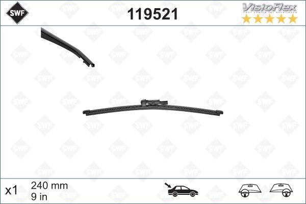 Flatblade 240