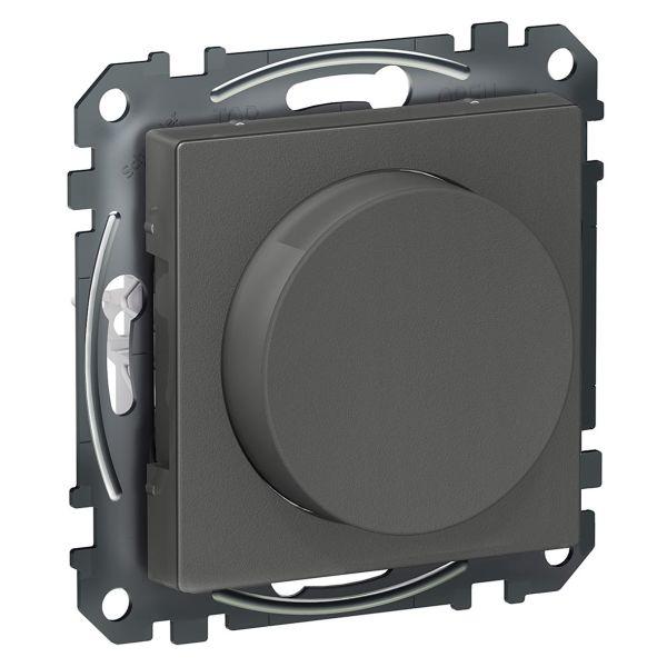 Schneider Electric WDE003334 Pyörivä himmennin 200 W, Bluetoothilla