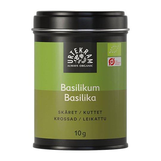 Urtekram Food Basilika Krossad, 10 g