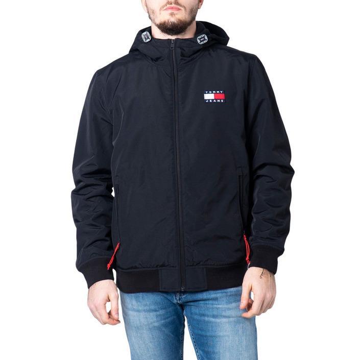 Tommy Hilfiger Men's Jacket Black 184619 - black S