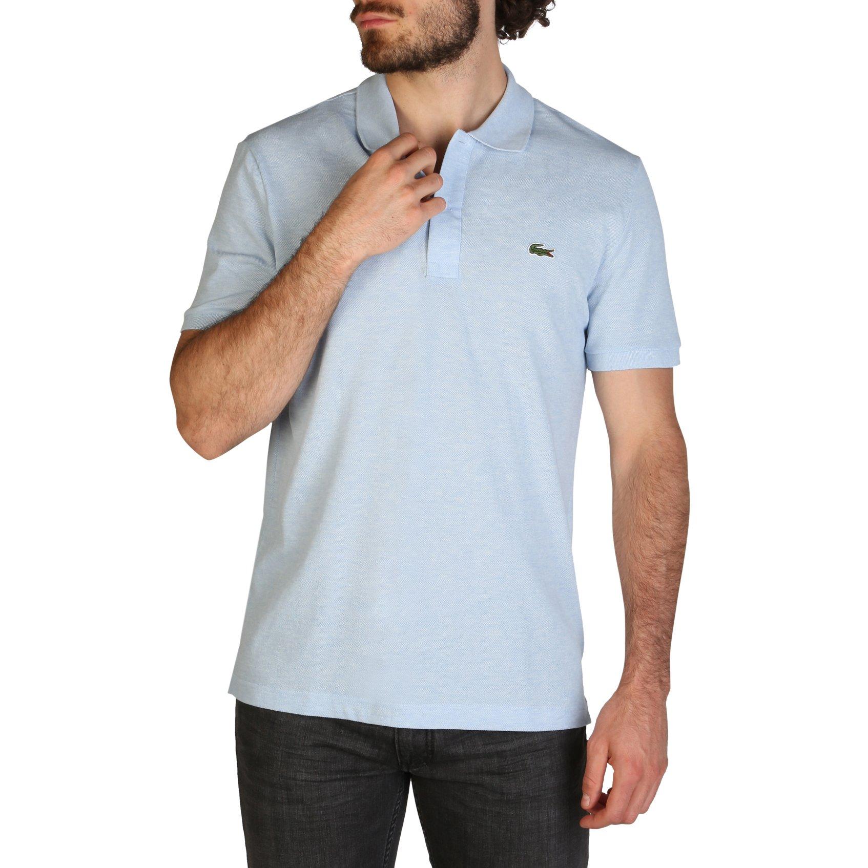 Lacoste Men's Polo Shirt Various Colours PH4012_SLIM - blue-5 S