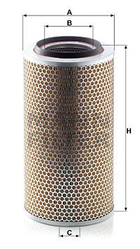 Ilmansuodatin MANN-FILTER C 20 325/2