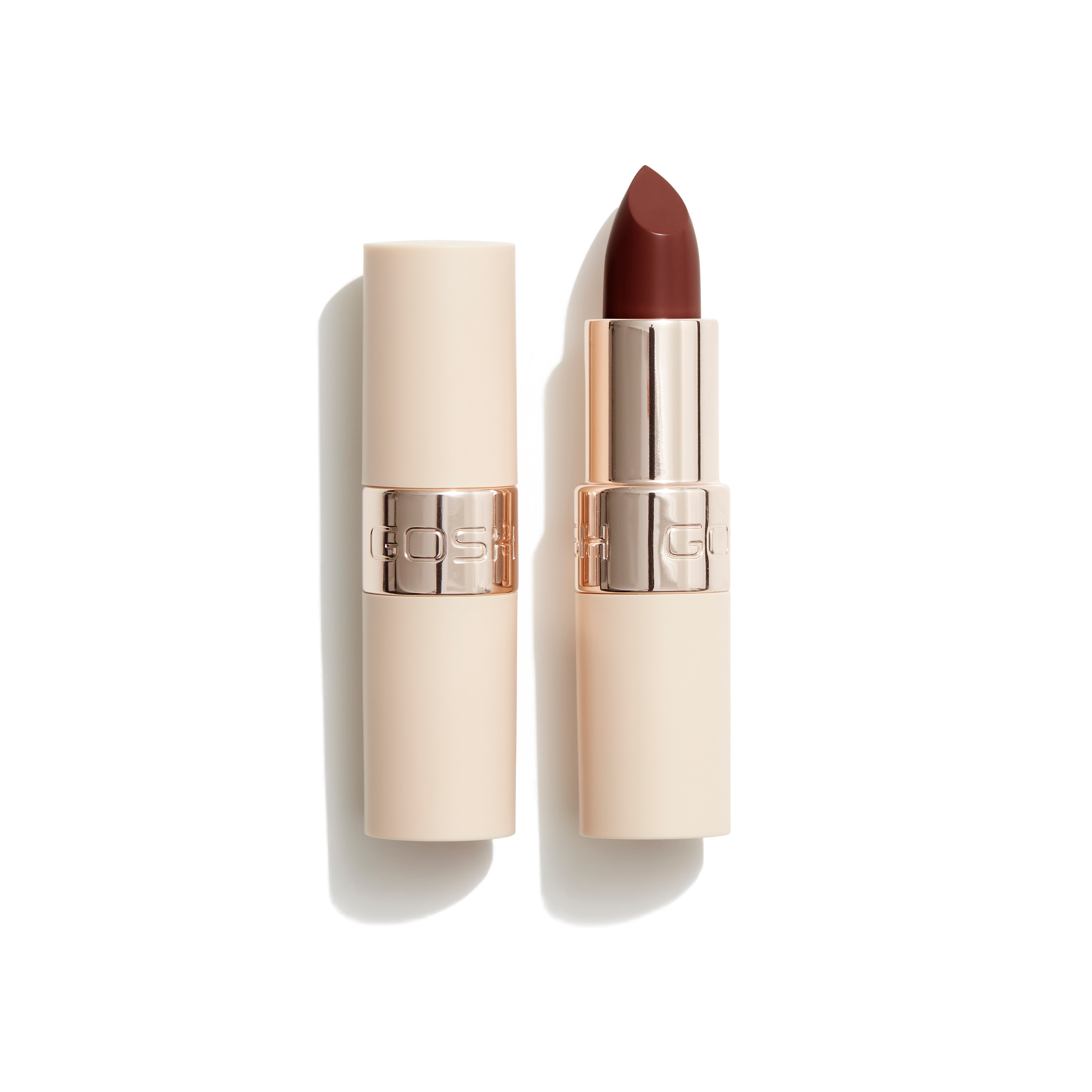 GOSH Copenhagen - Luxury Nude Lips - 006 Naked
