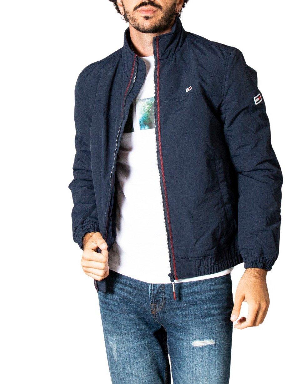 Tommy Hilfiger Jeans Men's Jacket Red 319928 - blue M