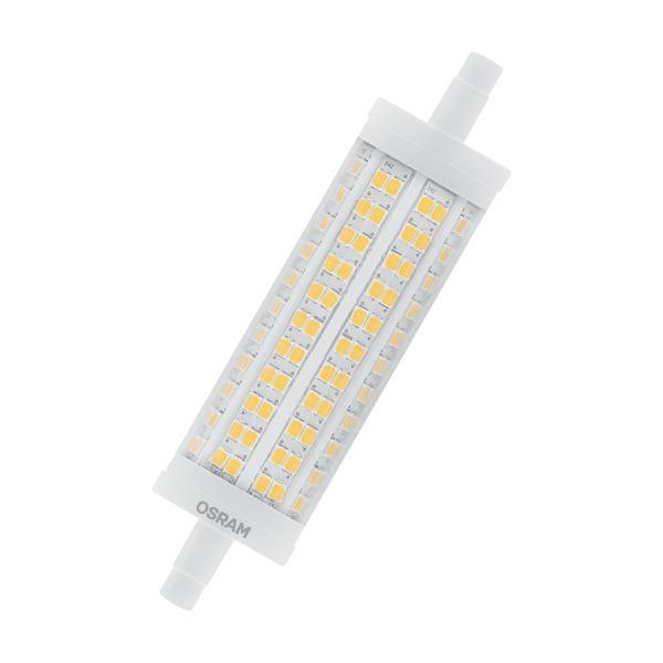 Osram PARATHOM DIM LINE R7s LED-valo 360°, 2700K, 2452 lm