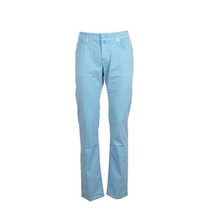 Jacob Cohen Men's Jeans Blue 216794 - light blue 47