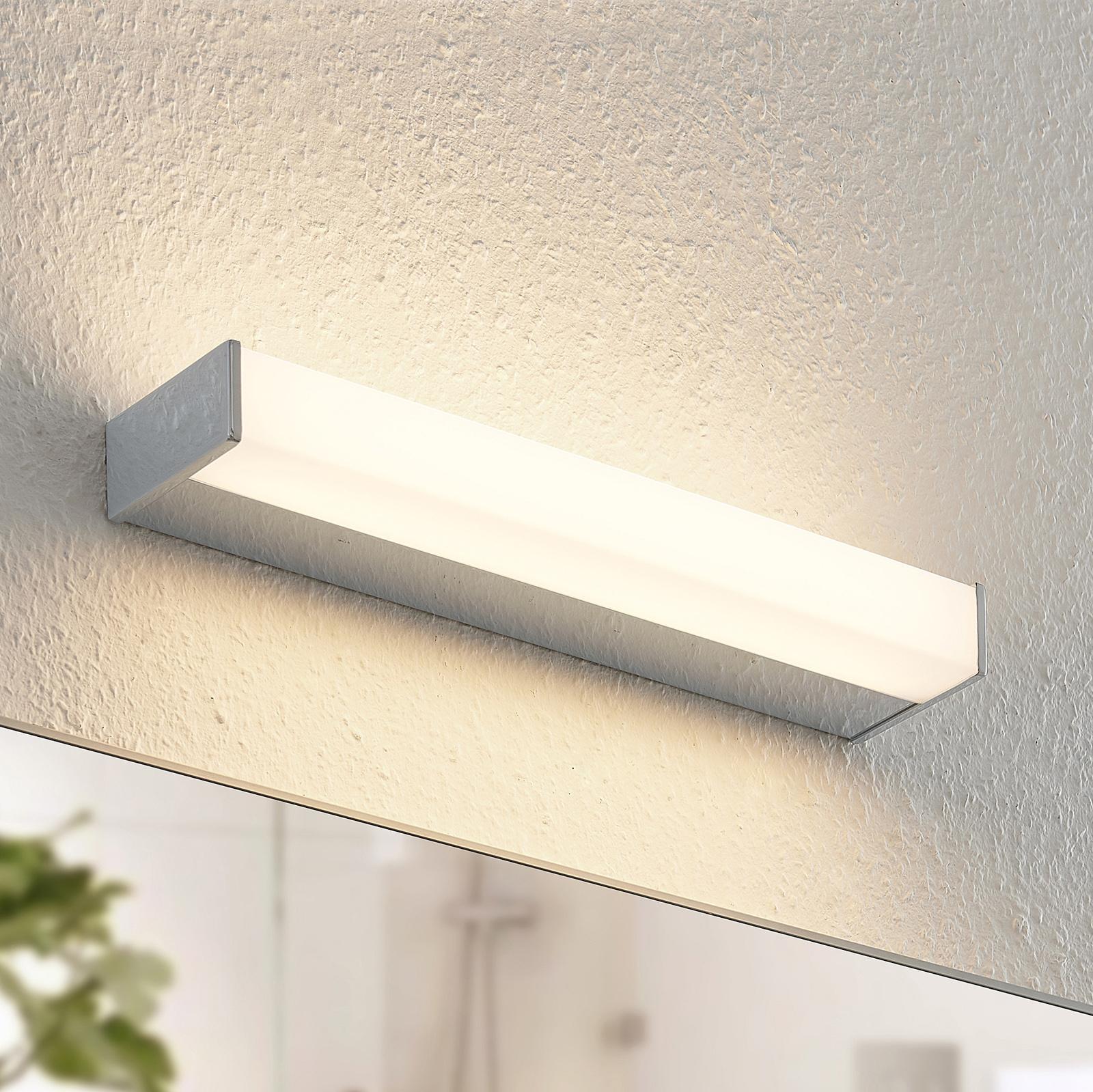 Arcchio Djamal -LED-seinävalaisin, IP44, 37 cm