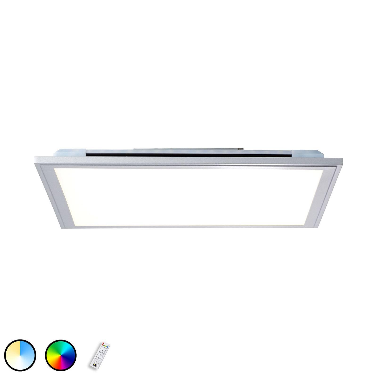 LED-kattovalaisin Alissa, 39,5 x 39,5 cm