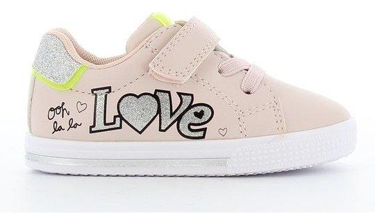 Sprox Sneaker, Light Pink/Yellow, 20