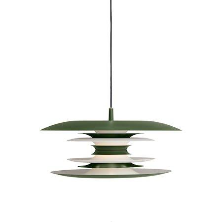 Diablo Pendel Avokadogrønn LED 40 cm