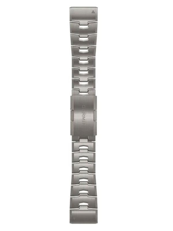 GARMIN QuickFit 26mm Ventilerande titanarmband 010-12864-08