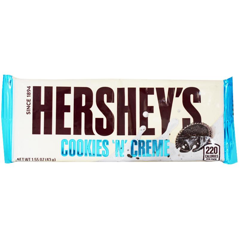 Chokladkaka Vit Choklad & Kakbitar 43 g - 47% rabatt