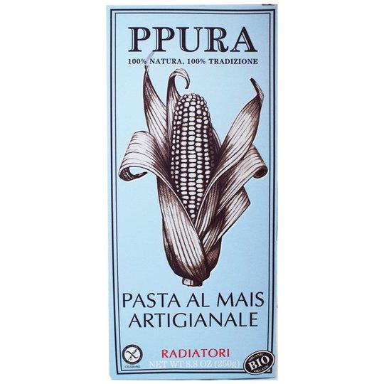 """Eko Pasta """"Radiatori Al Mais"""" 250g - 46% rabatt"""