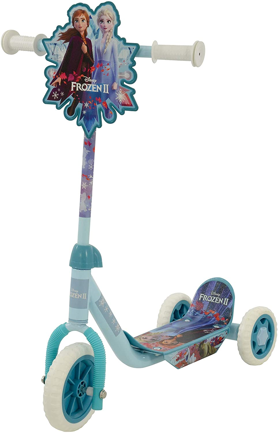 Frozen 2 - Deluxe Tri-Scooter (M004166)