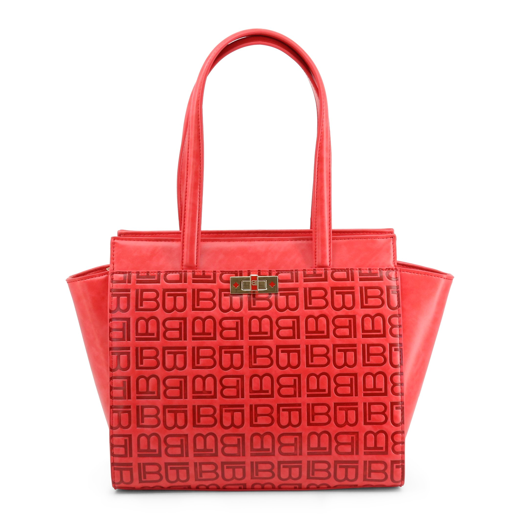 Laura Biagiotti Women's Shoulder Bag Various Colours Rossy_114-2 - red NOSIZE