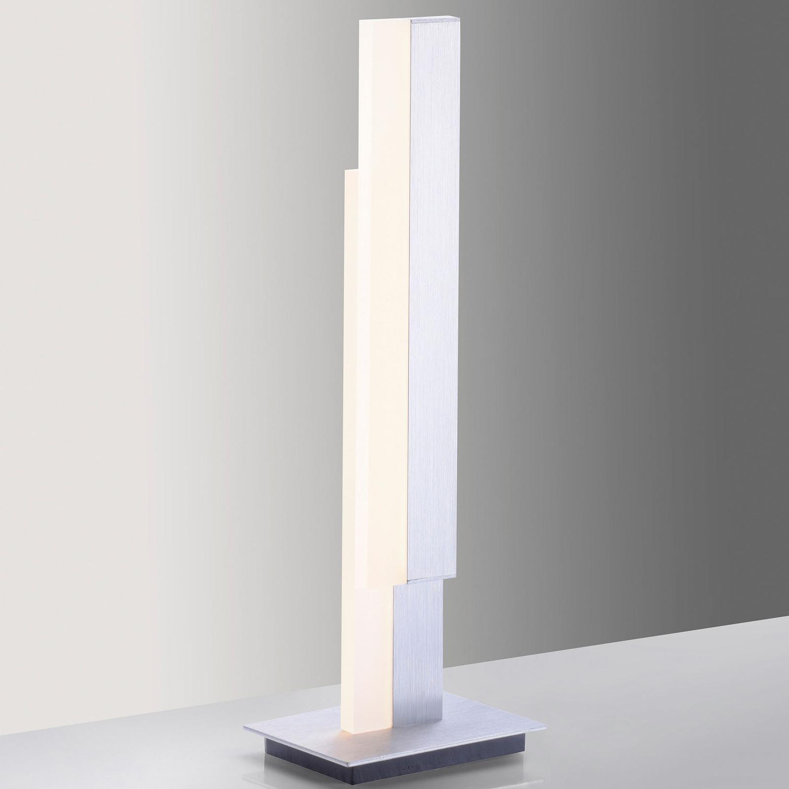 Paul Neuhaus Q-TOWER -LED-pöytälamppu