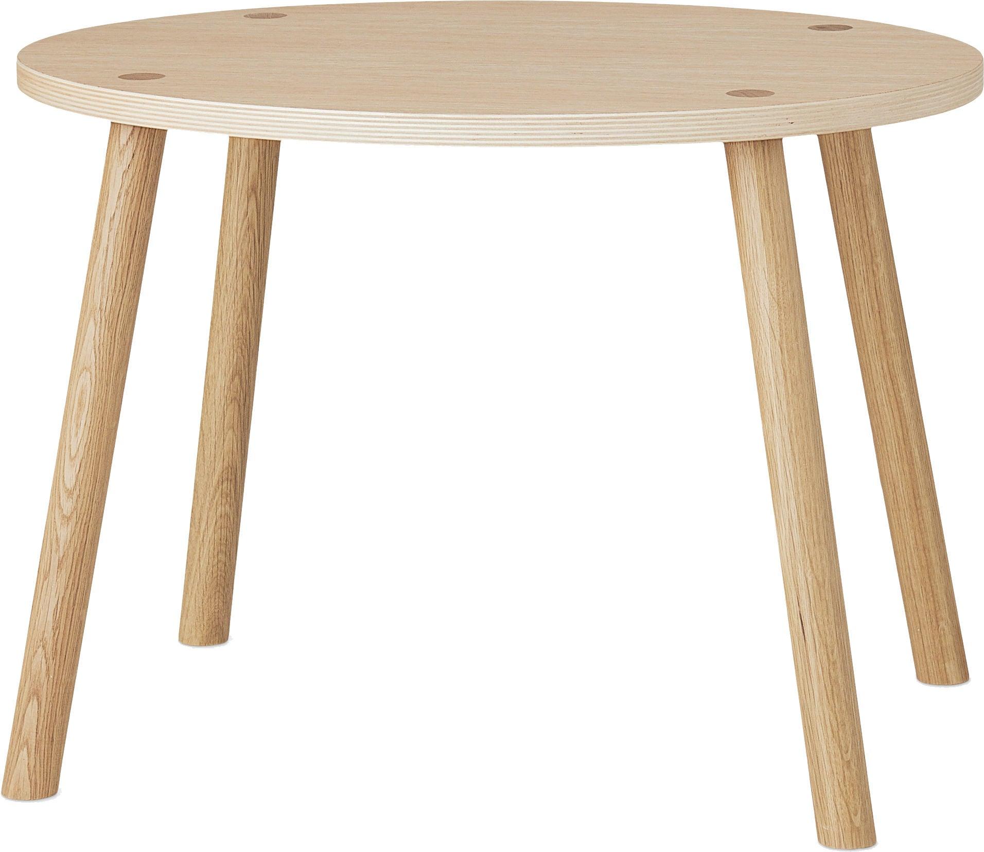 Nofred Mouse Pöytä, Oak